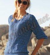 Пуловер  281*CR BDF