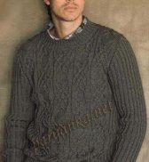 Пуловер 290*CR BDF