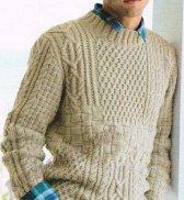 Пуловер 292*CR BDF