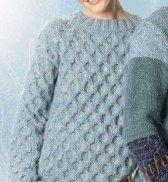 Пуловер (ж) 29*97 Phildar  №4034