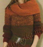 Платье – пуловер  30*03 PHIL