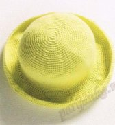 Шляпа крючком (д) 30*12 CB