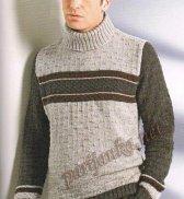 Пуловер  343 BDF CR