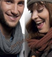 Snood mixte 38 и 43*58 PHIL