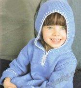 Детский халатик 43 MC DN PHIL
