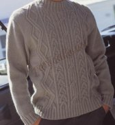 Ирландский пуловер 449 BDF