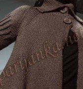 Куртка-трапеция 536 BDF