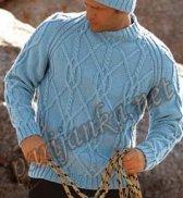 Пуловер и шапка 567 и 568 BDF