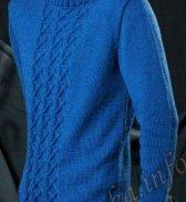 Пуловер (м) 58200 FAM №3885