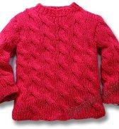 Пуловер (д) 6418 Anny Blatt HS №3383