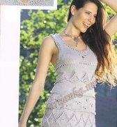Платье  6920*1001 PING