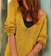 Пуловер (ж) 79218 FAM №4878