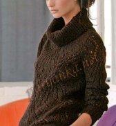Ажурный пуловер 811 BDF