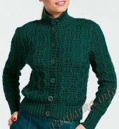 Куртка (ж) 818 Creations 2013/2014 Bergere de France №3922