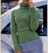 Пуловер 388 BDF