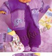 Комплект для куклы №1801
