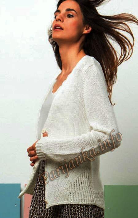 Парижанка вязание для женщин спицами