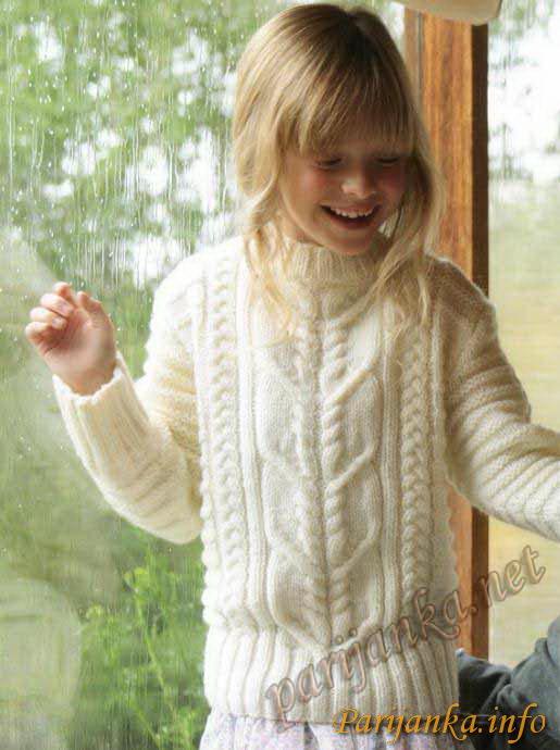 вязание вяжем детям свитера платья юбки записи в рубрике вязание